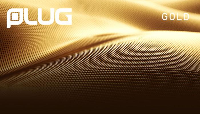 plug gold